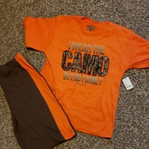 NWT Realtree camo outfit